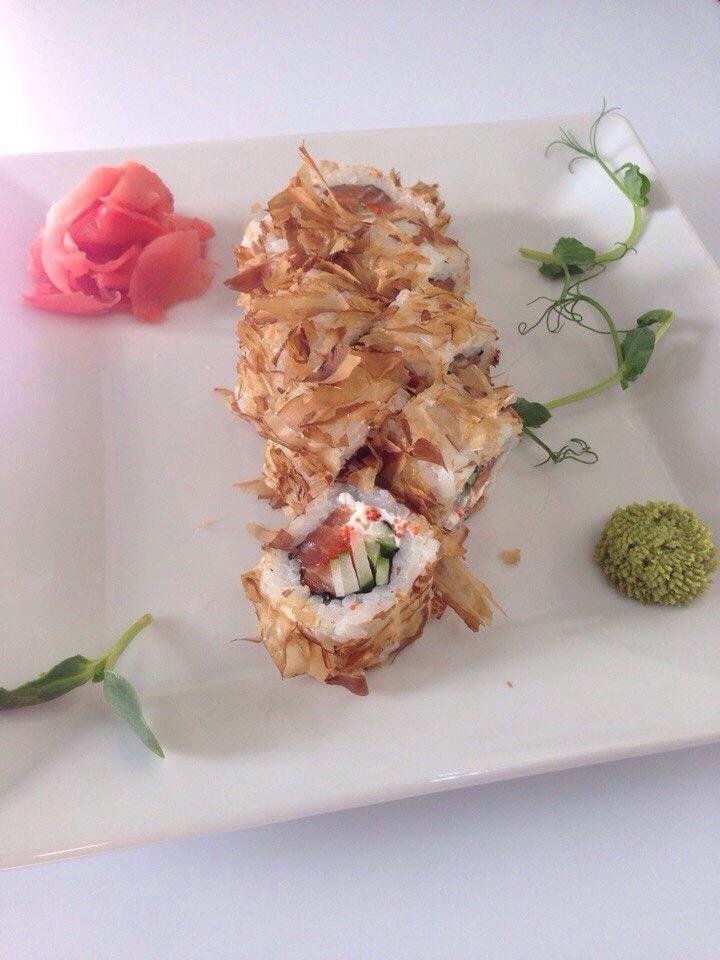 суши в Hookah Club Запорожье