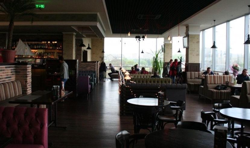 Кафе Крыша Запорожье