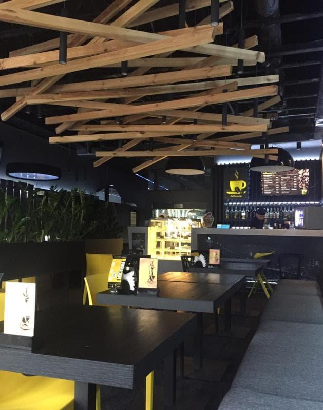 Обзор Coffeetoria Lounge