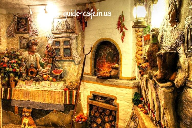 Кафе Купальська ніч Київ