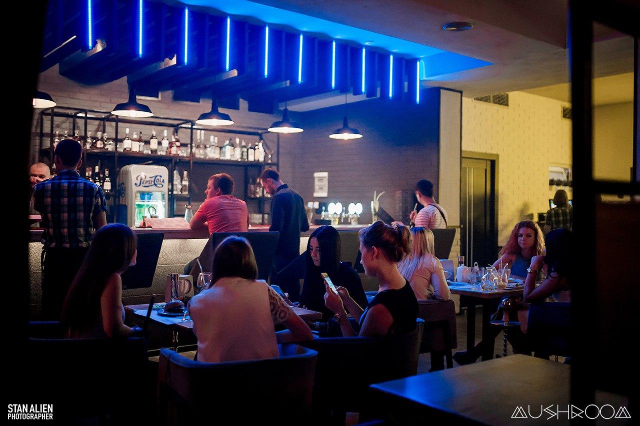 Фото MUSHROOM lounge bar