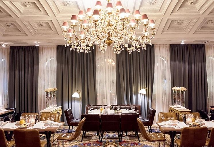 Ресторан Марио Киев