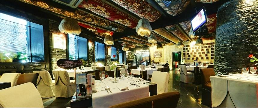 Ресторан Казбек Киев