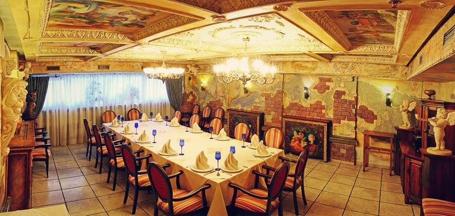 Da Vinci Fish Club Киев