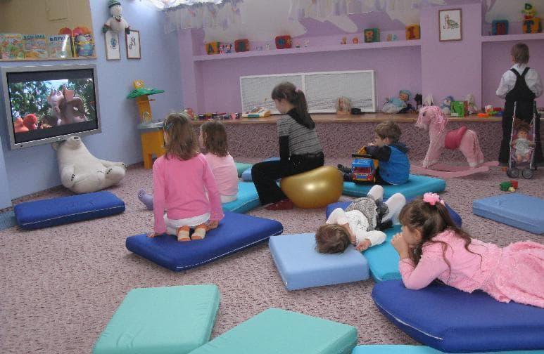 Детская комната Кабачок на бочок