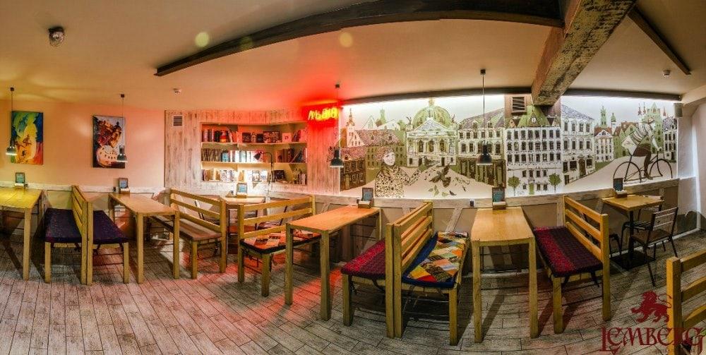 Ресторан Лемберг в Киеве