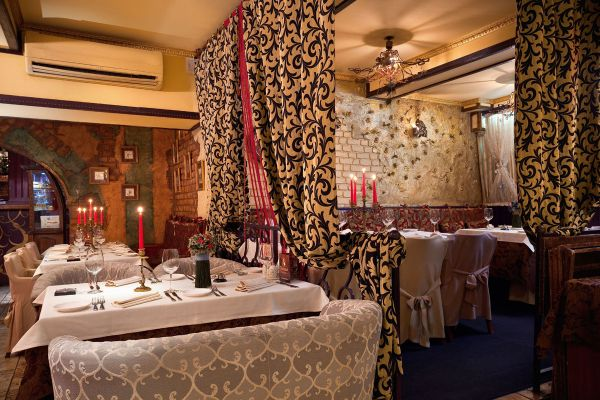 Ресторан Ришелье Киев