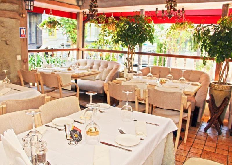 Ресторан Ришелье Меню