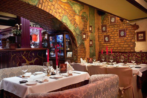Ресторан Ришелье