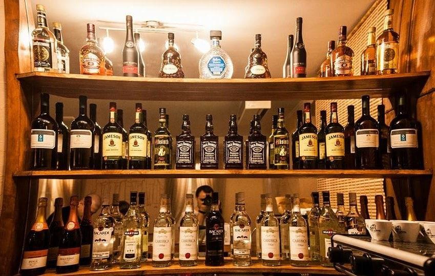 Юнипарк Киев бар