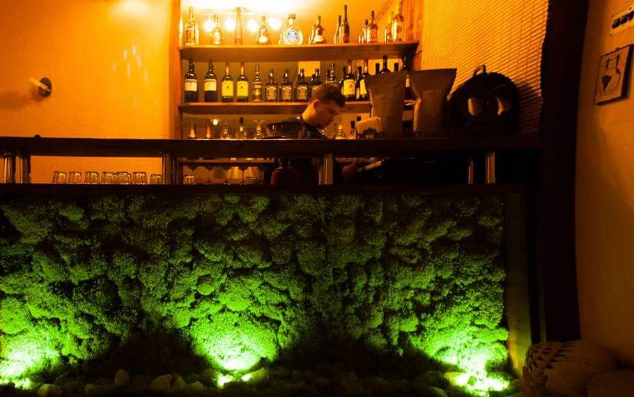 UniPark lounge bar