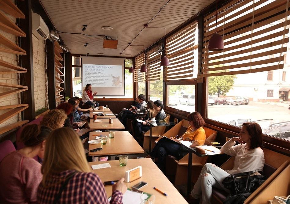 Кафе Фанера Киев