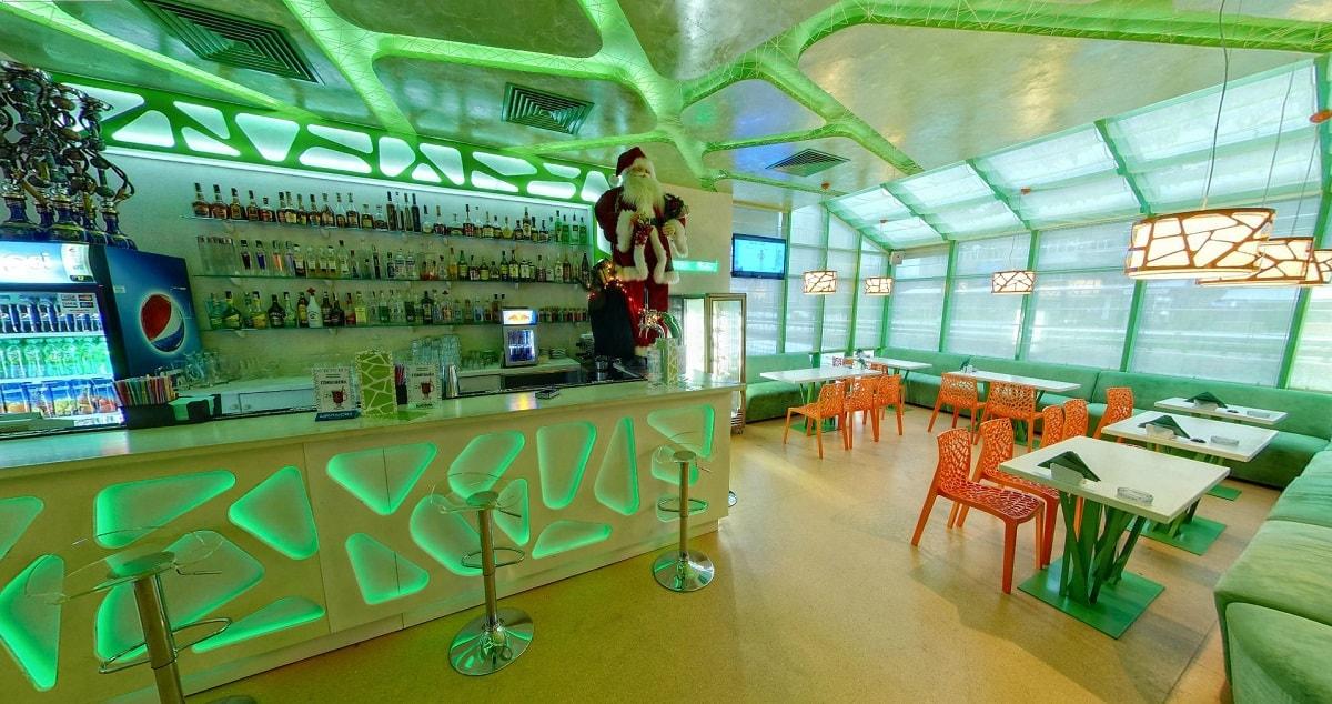 Ресторан Бионика Киев