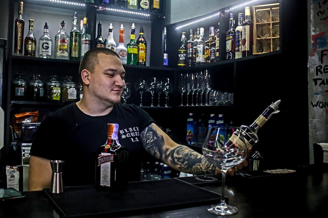 SmokeLand бар Киев