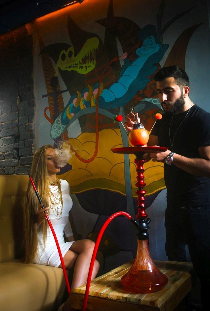 SmokeLand кальян в Киеве