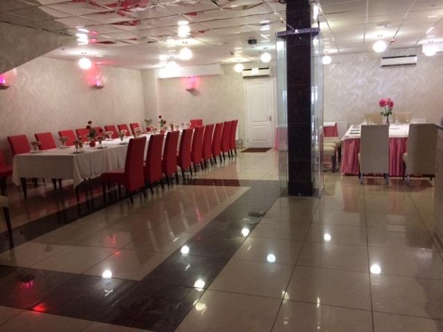 Relax Cafe банкетный зал