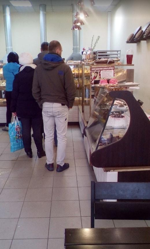 Фото Власна пекарня Запорожье Чумаченка
