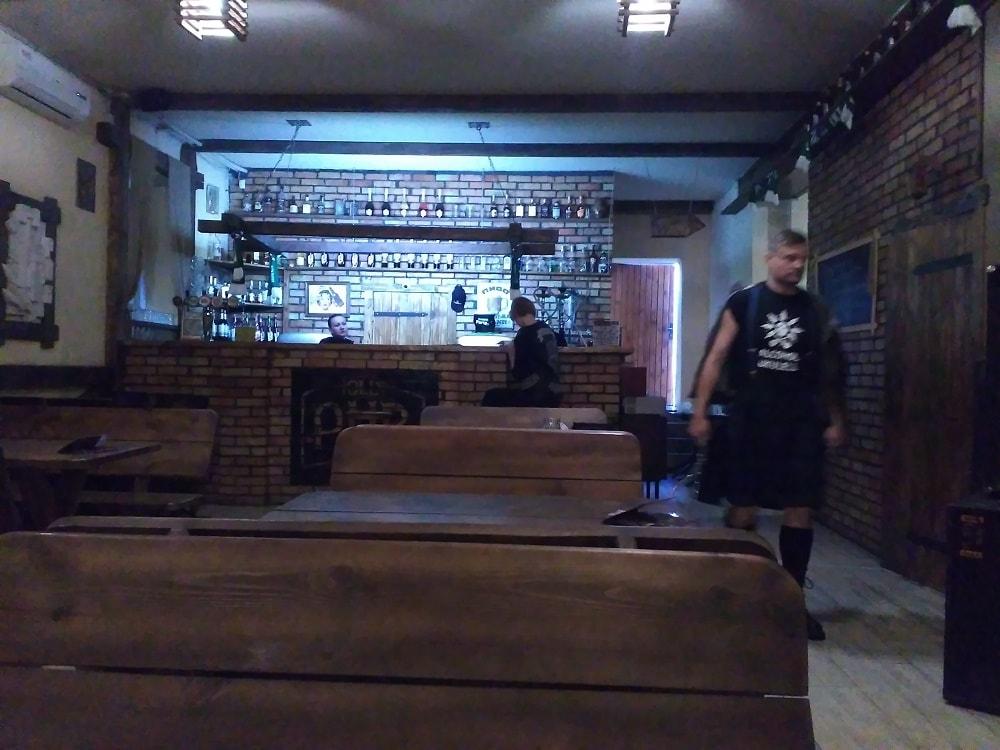 обзор Запорожье Old Pub