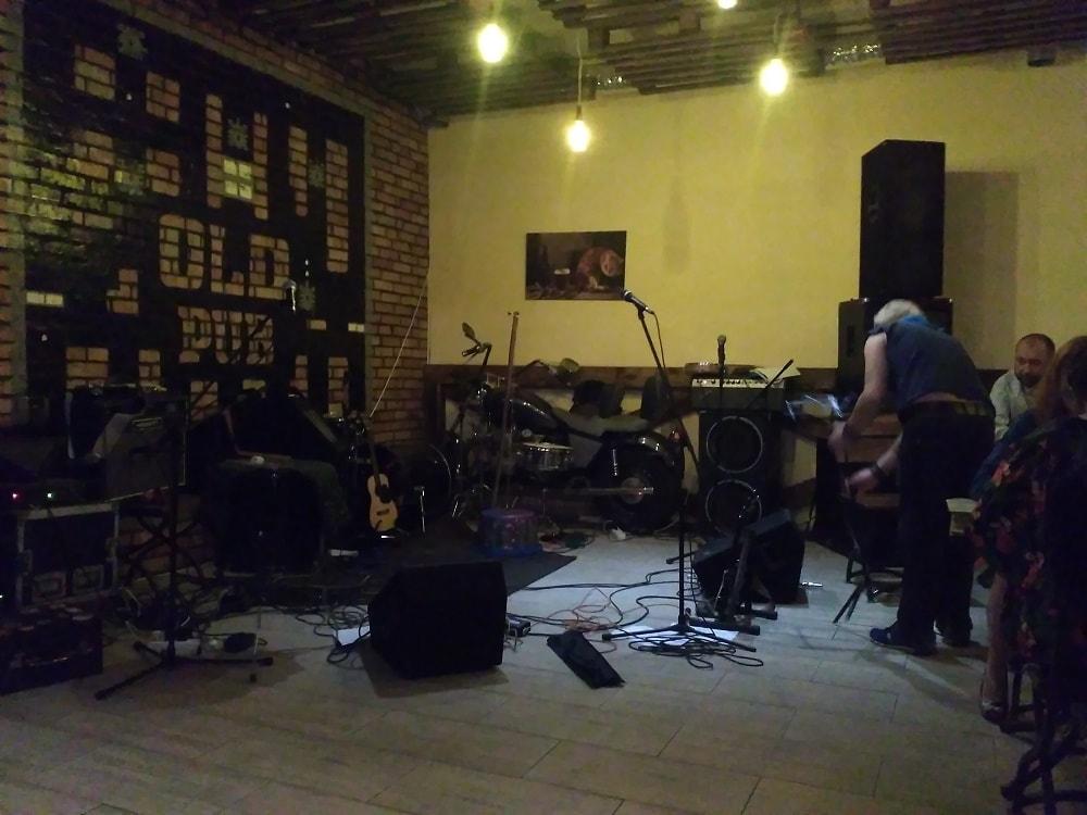 рок бар OldPub в Запорожье