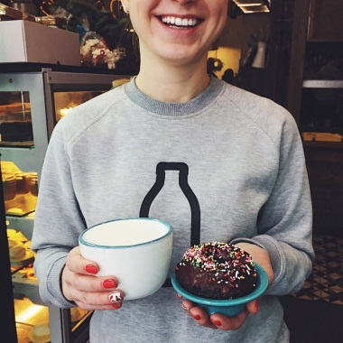 кафе Milk Bar отзывы