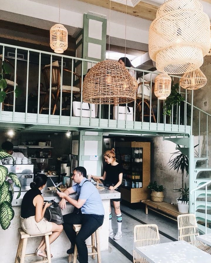 Bali Bowl Cafe в Киеве обзор