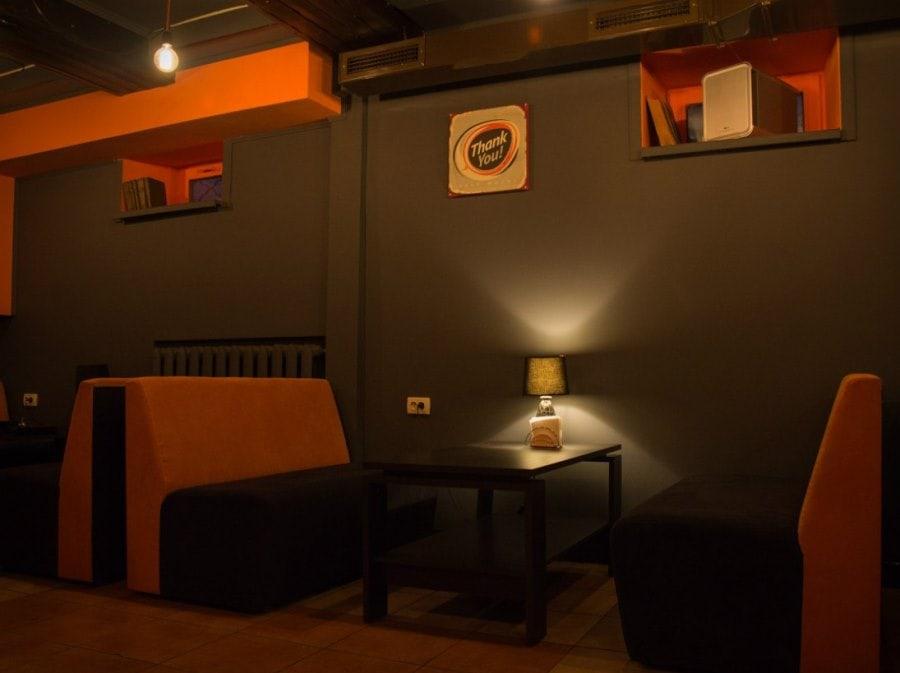 Brighton Beach hookah lounge