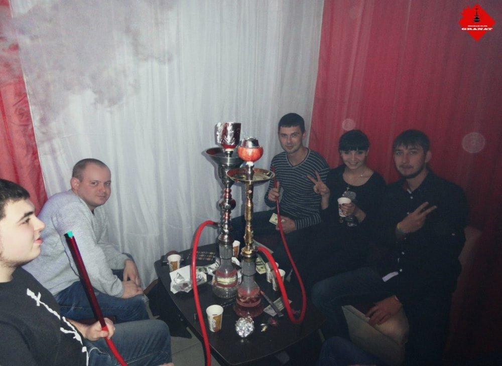 Hookah Club GRANAT