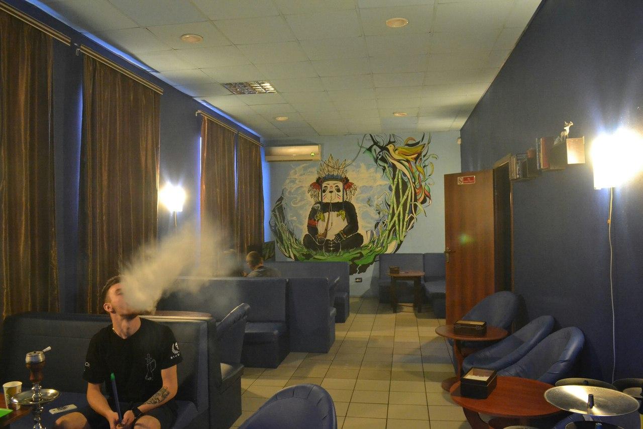Hookah Club интерьер