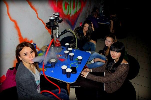 Hookah Club кальян бар