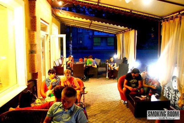 Smoking Room в Запорожье