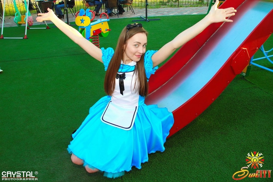 Сан Сити детская площадка