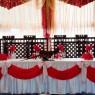 Свадебный зал в кафе Диана