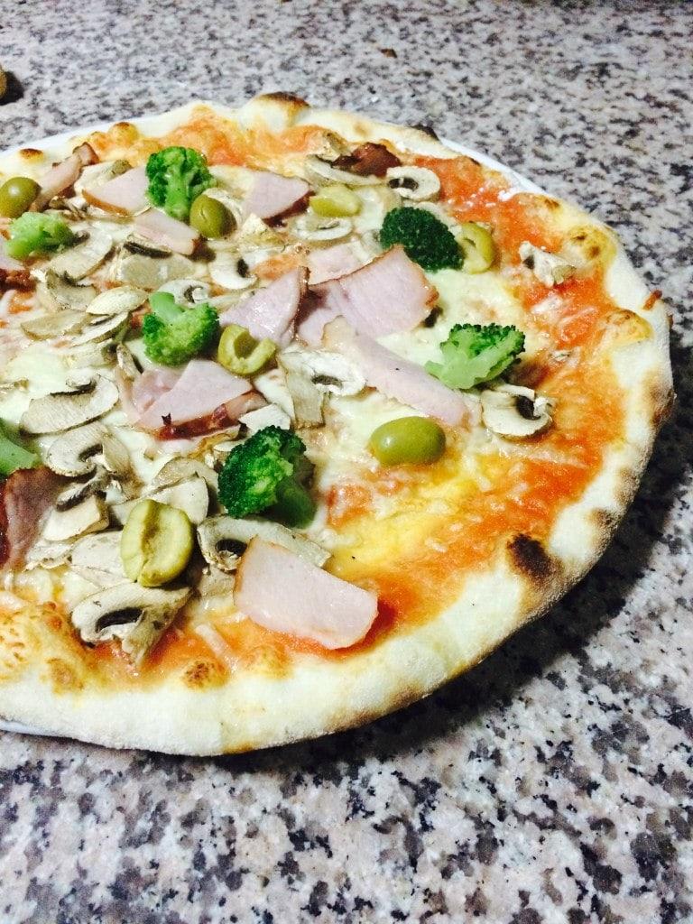 bella italia пицца