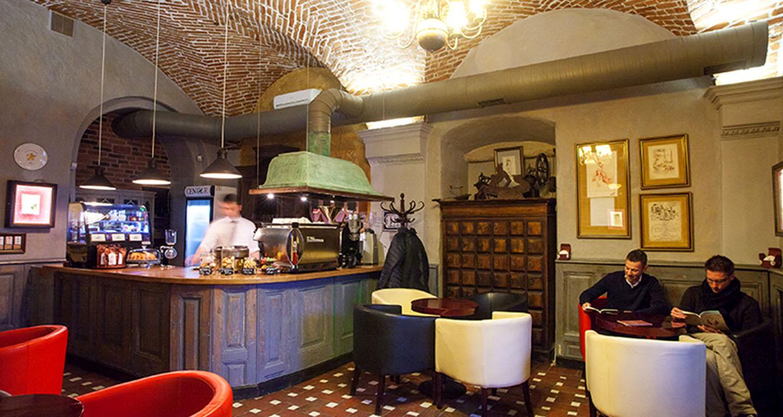 centaur кафе Львов