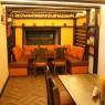 vip-комната в пиццерии Да Винчи