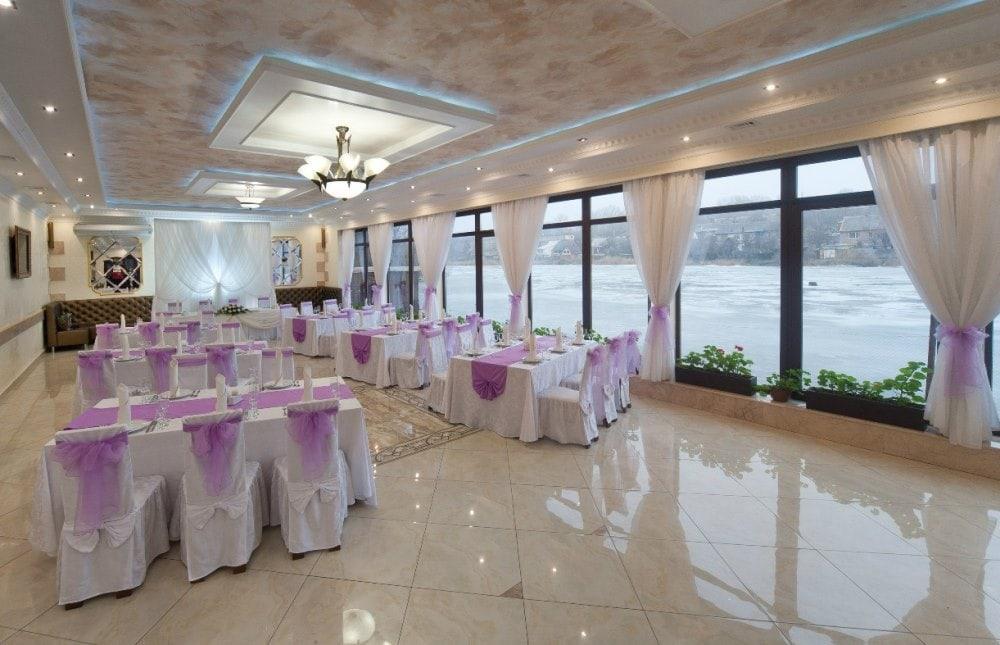 Форос свадебный зал