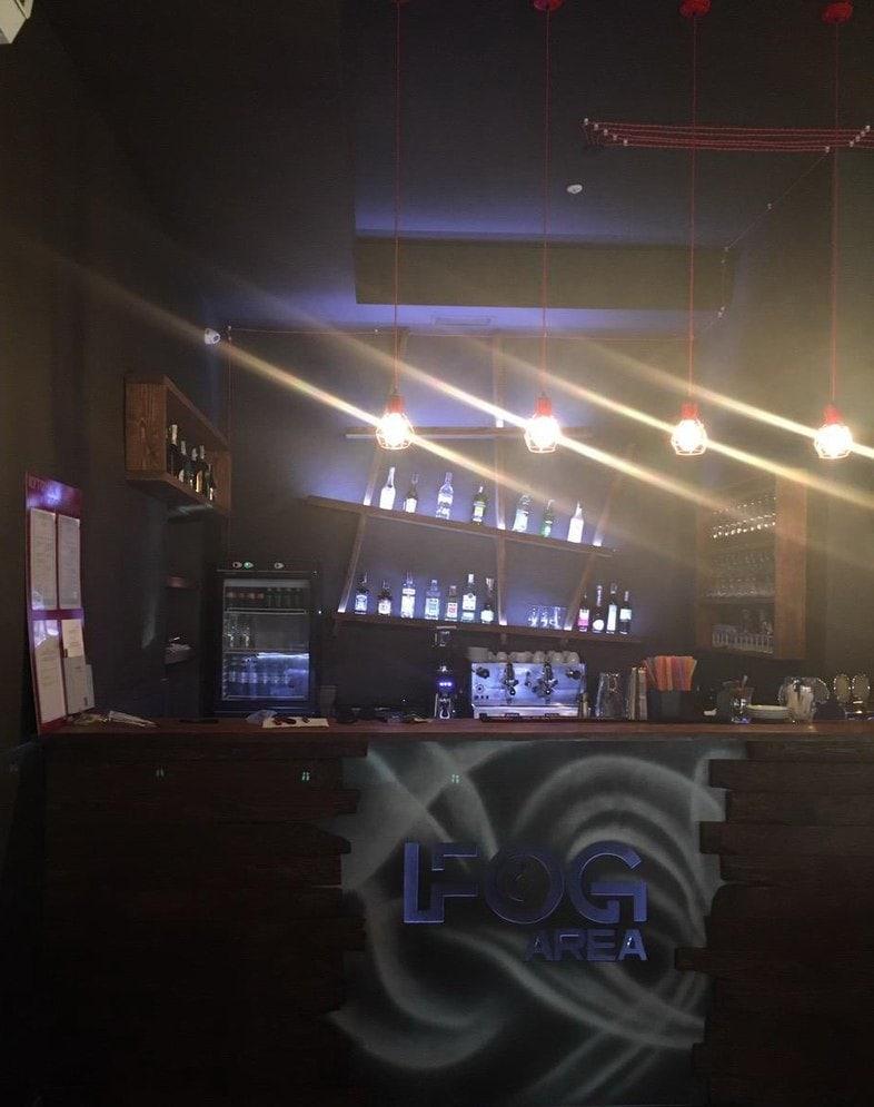 Кальян бар fog area