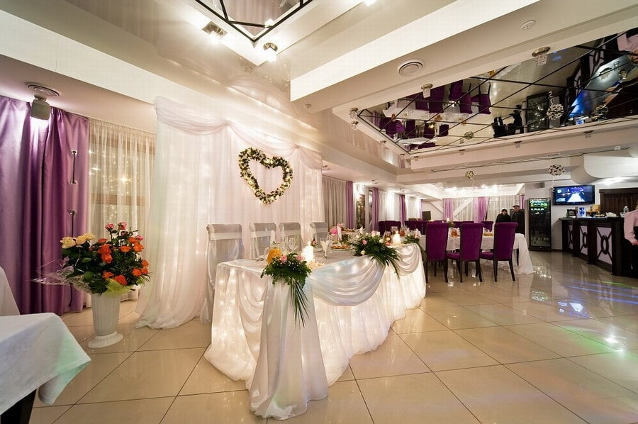 Ресторан Луизиана свадьба