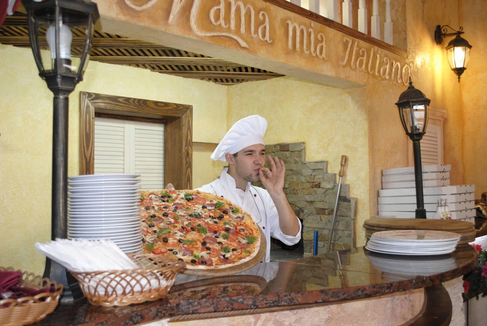 Мама Мия пицца