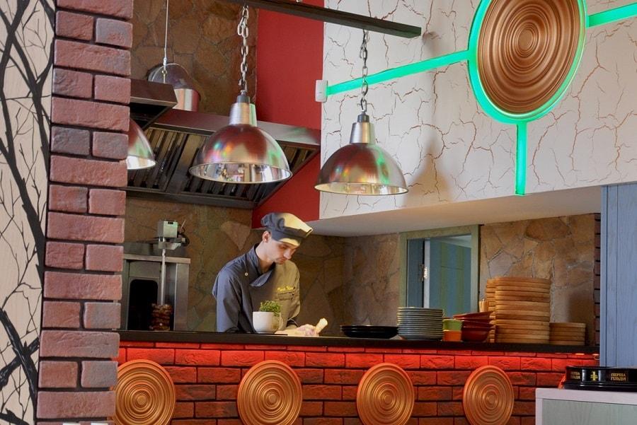 Кухня Meet Street