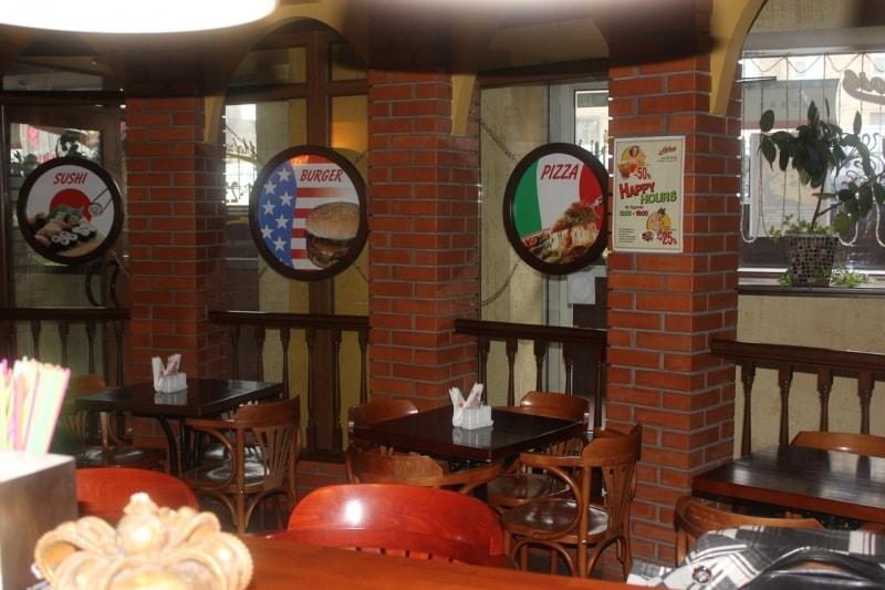 Мелроуз гриль бар Украина