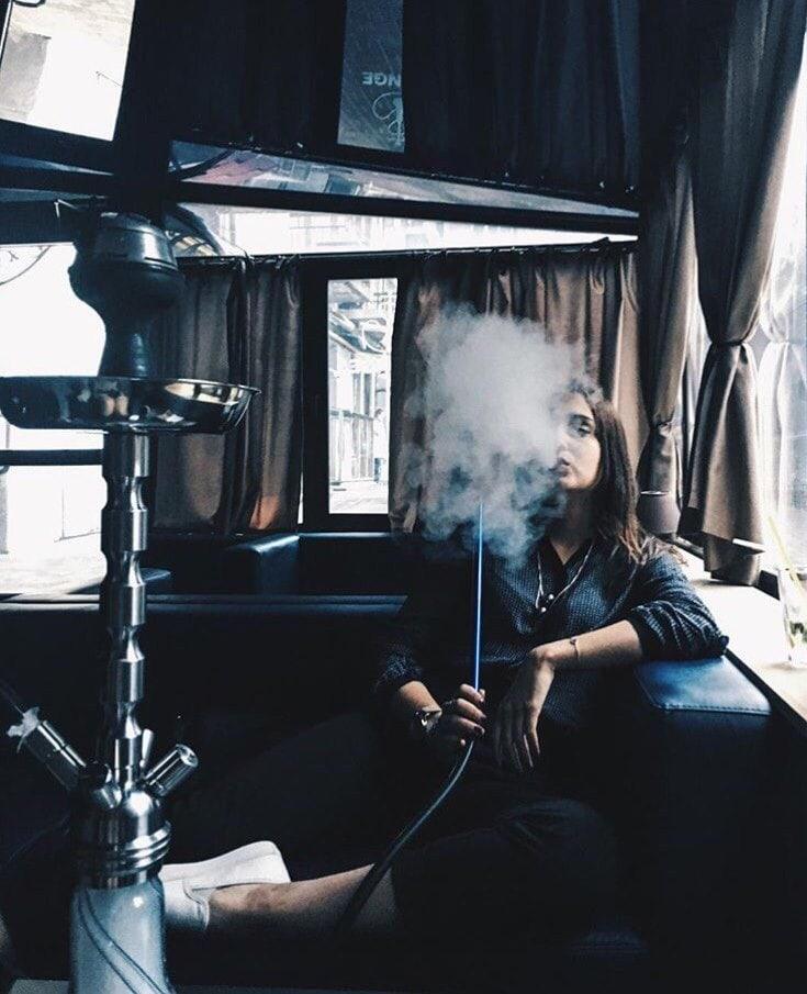 oblaka кальян бар фото
