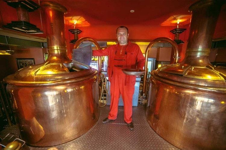 Пивоварня Кумпель