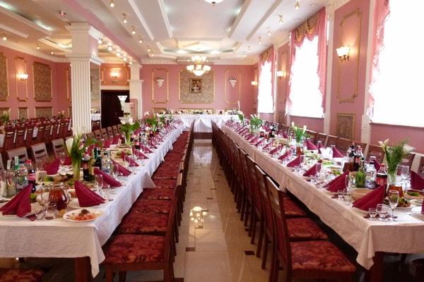 Ресторан 7 небо в Рудно