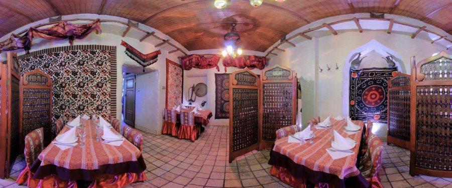 Ресторан Бухара