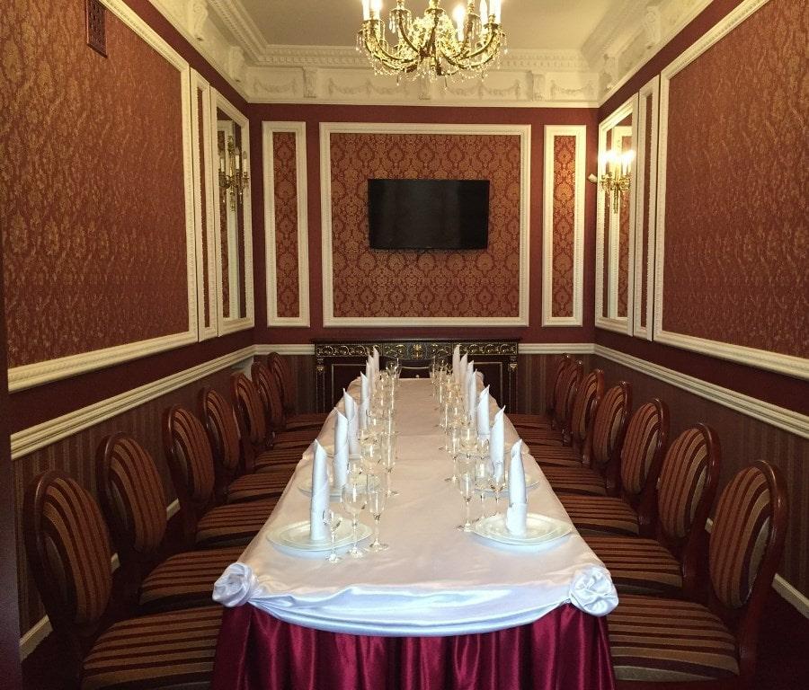 Ресторан Еліта VIP-зала