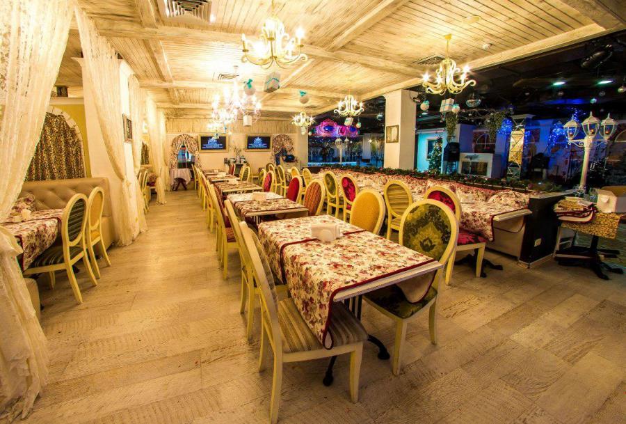 Ресторан Ржевский project