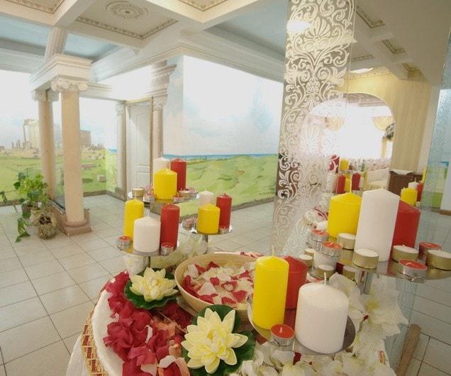 Свадебный зал Эстель Интерьер