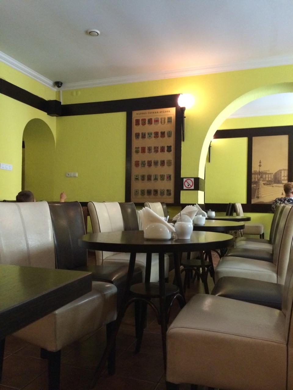 Цісар кафе у Львові
