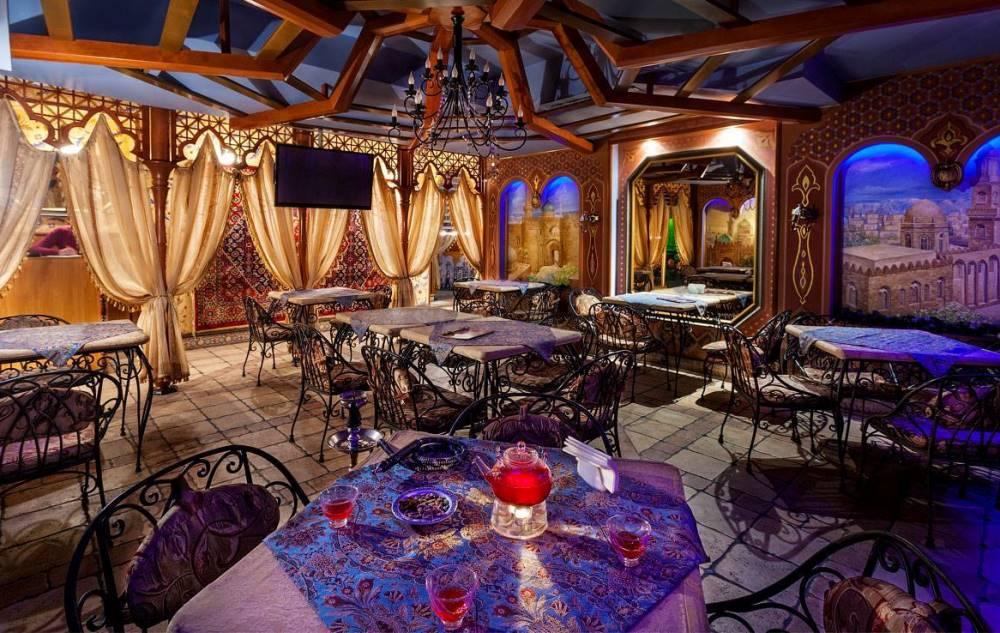 Волшебная Лампа ресторан
